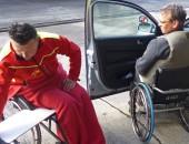 Teilhabe durch Mobilität – mit Sicherheit im Straßenverkehr