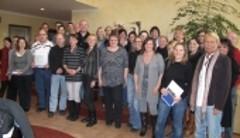 Teilnehmerinnen und Teilnehmer des BasisTraining GUV