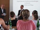 Gastvortrag von MdB Prof. Dr. Franke