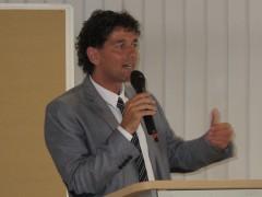 Marcel Dröger, Teilnehmer des Bildungsgangs