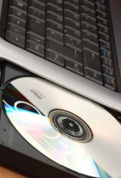 DVD-Laufwerk