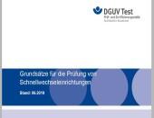 Neuer Prüfgrundsatz der Prüfstelle BAU: Prüfung von Schnellwechseleinrichtungen