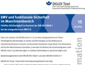 DGUV Test Information 15 erschienen