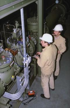 Unterweisung an Gasanlagen