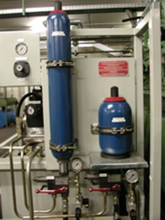 Hydraulikanlage