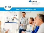 Logo DGUV Information 211-042