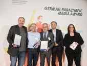 German Paralympic Media Award zum 18. Mal verliehen
