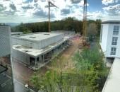 Campus Erweiterung an der HGU: Es geht in die Höhe