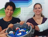 Soziales Engagement mit 14 Kilogramm Plastik-Deckel