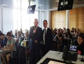 Vom Bundestag zur Vorlesung in Bad Hersfeld