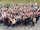 Start von 264 Studierenden der Sozialversicherung