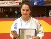 Hochschulmeisterin im Judo studiert an der HGU