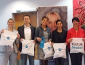 Die Hochschule der DGUV freut sich über Start der kommmitmensch Kampagne