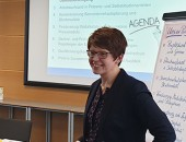 Fünfter Trägerworkshop zur Entwicklung des berufsbegleitenden Masterstudiengangs