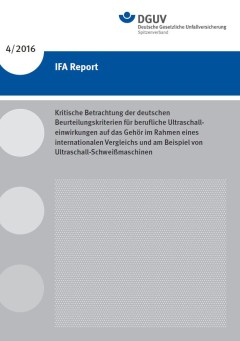 Cover des Reports