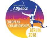 Logo Para-Leichtathletik EM