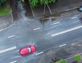Bild einer Kreuzung