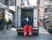 Bild eines Rettungswagens
