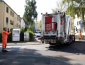 Bild von Mitarbeitenden aus der Abfallwirtschaft