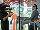 Personen mit VR Brillen