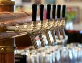 Bild einer Zapfanlage für Getränke