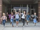 Foto: Schülerinnen und Schüler