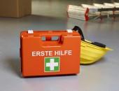Bild eines Erste Hilfe Koffers