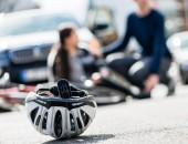 Bild eines Verkehrsunfalls