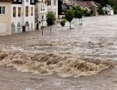 Bild von Hochwasser
