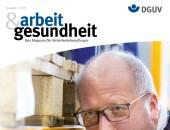 Titelblatt Zeitschrift arbeit und gesundheit