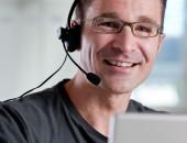 Gesundes Arbeiten in Call Centern sicherstellen