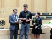 Schülerzeitung aus Münsterschwarzach erhält den Sonderpreis der DGUV