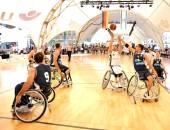Gesetzliche Unfallversicherung unterstützt Rollstuhlbasketball-WM in Hamburg