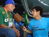 PZ-Reporter in Rio 2016 (Bild: Rückeis / Tagesspiegel)