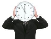 Foto: Arbeitszeit im Kopf (© aamon - fotolia.de)