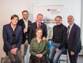 Foto der Jury des Paralympic Media Awards