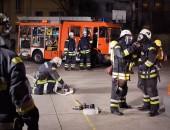 Foto: Feuerwehreinsatz (Wolfgang Bellwinkel / DGUV)