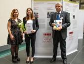 Schülerzeitung aus München erhält den Sonderpreis der DGUV