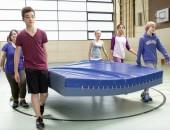 Neue Wege in der Prävention von Schulsportunfällen