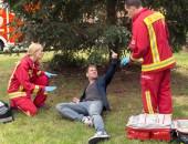 iga.Studie: Training hilft Rettungssanitäterinnen und -sanitätern bei der Verarbeitung ihrer Erlebnisse