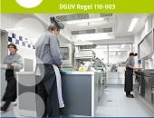 Bild: Titelseite der Branchenregel 110-003