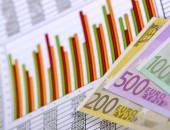 Foto: Zahlen, Diagramme, Geld