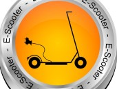 E-Scooter Button