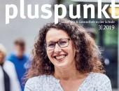 Foto: Titelseite der pluspunkt Ausgabe 3/2019