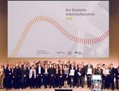 Mit Sicherheit ein Vorbild: Fünf Unternehmen gewinnen den Deutschen Arbeitsschutzpreis 2019