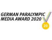 Logo des German Paralympic Media Award