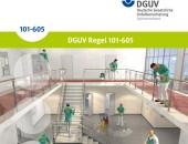 Bild: Titelseite der Branchenregel Gebäudereinigung