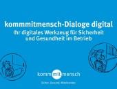 Bild: Titelbild der digitalen kommmitmensch Dialoge