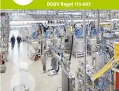 Sicheres Arbeiten bei der Herstellung von Beschichtungsstoffen