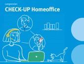Checkliste für ergonomisches Arbeiten im Homeoffice